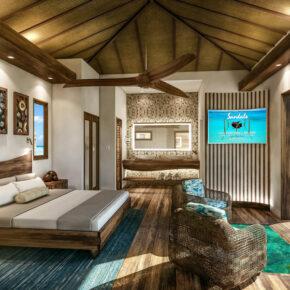 Sandals Grande St. Lucian Spa Resort Zimmer