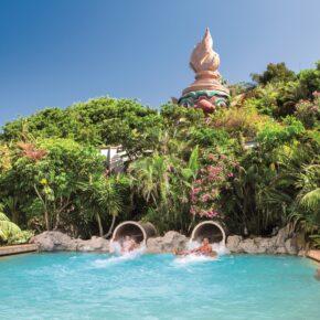 Siam Park auf Teneriffa: Der größte Wasserpark Europas