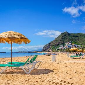 Family-Deal auf die Kanaren: 7 Tage All Inclusive auf Teneriffa im 4* Hotel mit Flug, Transfer & Zug für 236€