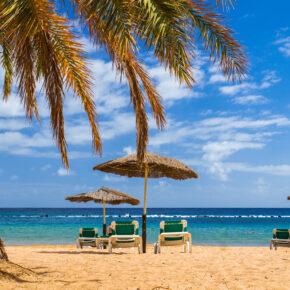 Kanaren im Sommer: 8 Tage Teneriffa im 3* Hotel mit All Inclusive, Flug, Transfer & Zug nur 449€