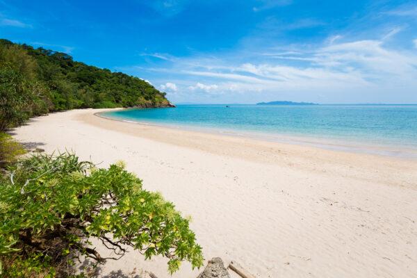 Thailand Koh Lanta Landschaft Strand