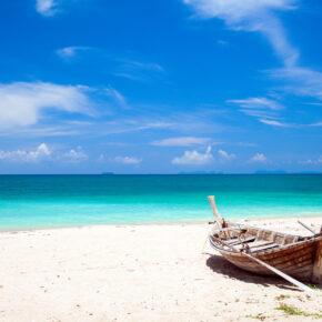 Insel-Hopping Thailand: 14 Tage Koh Lanta & Koh Phi Phi mit Unterkunft & Flug nur 338€