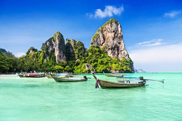 Thailand Phuket Longtale Wasser