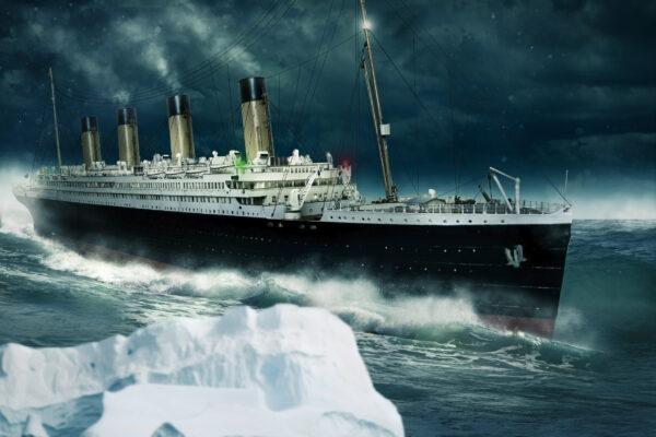 Tauchgang zur Titanic