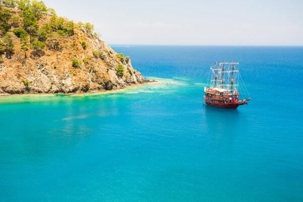 Türkei Kemer Küste