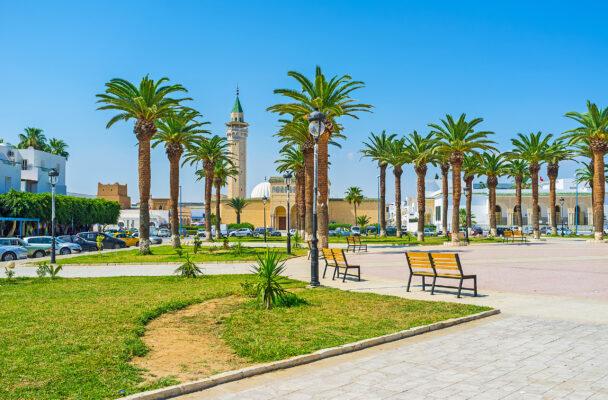 Tunesien Monastir Habib Bouguiba