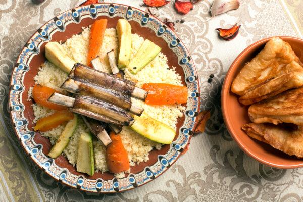 Tunesien tradionelles Essen