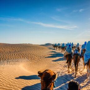 Lastminute Tunesien: 6 Tage im 3* Hotel in Strandnähe mit All Inclusive, Flug & Transfer für 131€