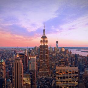 6 Tage New York im TOP 3* Designhotel in Manhattan mit Flug nur 473€