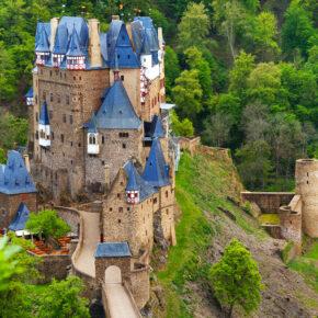 Burg Eltz am Wochenende: 2 Tage im TOP 3* Hotel nur 17€