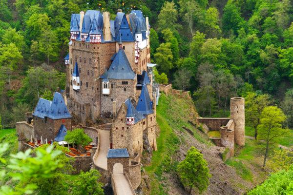 Wierschem Burg Eltz