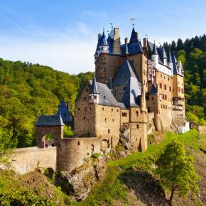 Besucht die Burg Eltz: 3 Tage bei Koblenz im 3* Hotel mit Frühstück & Dinner für 99€