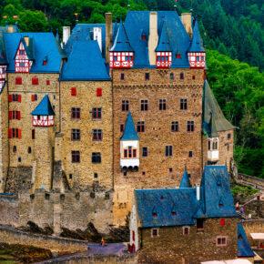 Die Burg Eltz entdecken: 2 Tage am Wochenende mit Unterkunft nur 21€