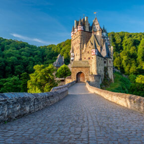 Burg Eltz am Wochenende: 2 Tage im TOP 3* Hotel nur 44€