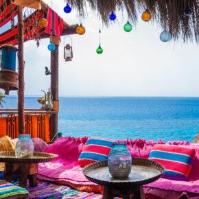 Luxus Single-Deal Ägypten: 6 Tage Hurghada im 5* Hotel mit All Inclusive, Flug, Transfer & Zug nur 355€