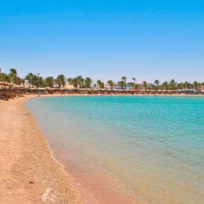 All Inclusive in Hurghada: 7 Tage im TOP 5* Hotel mit Flug, Transfer & Zug nur 404€