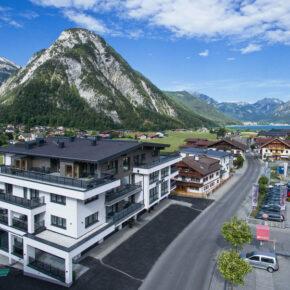 Achensee in Österreich: 2 Tage im neueröffneten TOP 4* Hotel mit Frühstück nur 69€