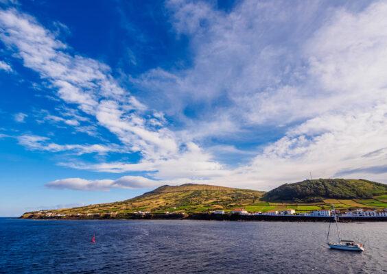 Azoren Graciosa Insel