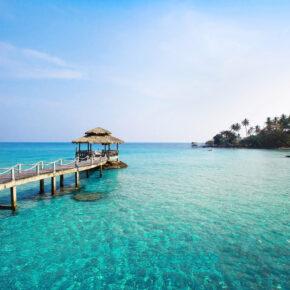 Traumurlaub auf Bali: 14 Tage im 3* Resort & Flug für 533€