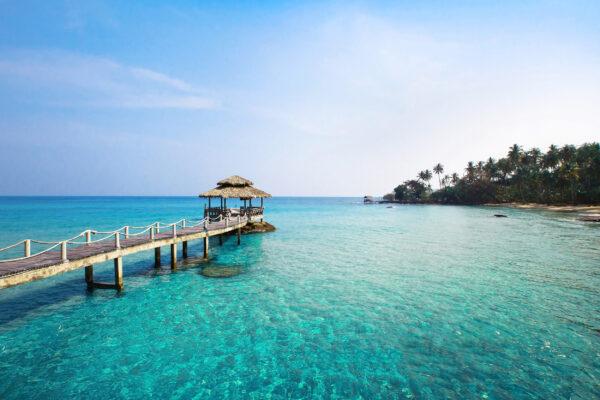 Bali Meer Strand