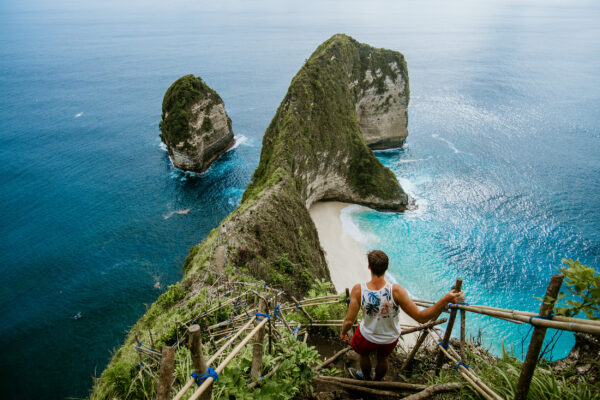 Bali Nusa Penisa Bucht