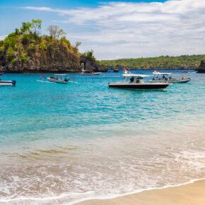 Urlaub auf der indonesischen Trauminsel: 15 Tage Bali mit 3* Unterkunft & Flug nur 491€