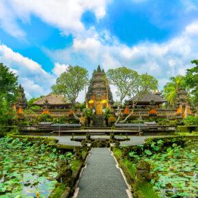 Frühbucher: 14 Tage Bali in toller Unterkunft mit Flug & Unterkunft nur 398€