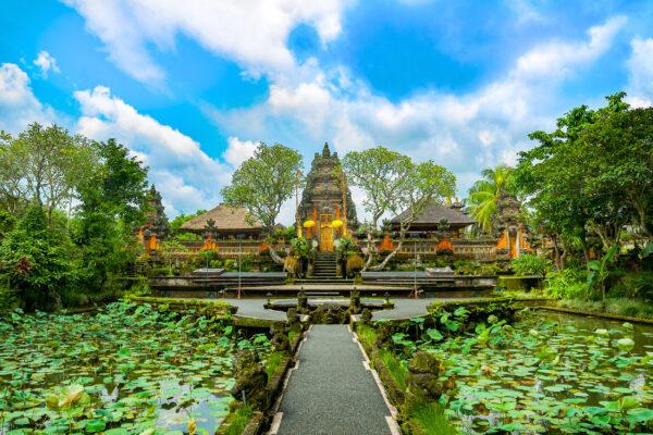 Balu Ubud Tempel