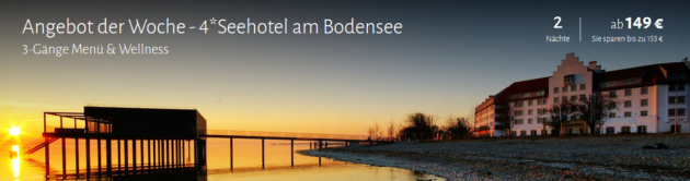 3 Tage Bodensee