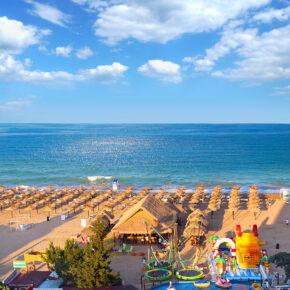 Bulgarien All Inclusive: 7 Tage Goldstrand im 4* Hotel mit Flug, Transfer & Zug nur 324€