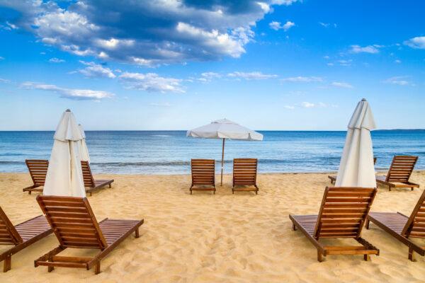 Bulgarien Kavatsi Bucht