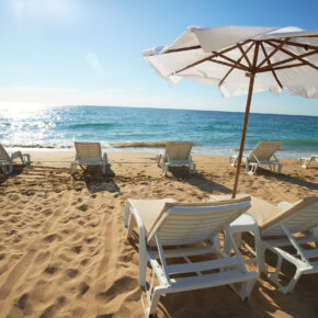 Neueröffnung Bulgarien: 8 Tage im 4* Hotel mit All Inclusive, Flug, Transfer & Zug nur 366€