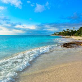 Karibik: 14 Tage Dom Rep mit 3.5* Hotel, All Inclusive, Flug, Transfer & Zug nur 878€