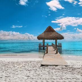Traumurlaub in der Dom Rep: 8 Tage in 4* Resort direkt am Strand mit Flug inkl. Transfer nur 570€