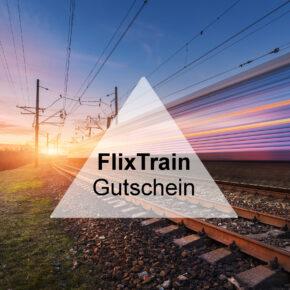 FlixTrain Gutschein: Spart ganze 50% auf Eure Tickets & 3€ für Studenten