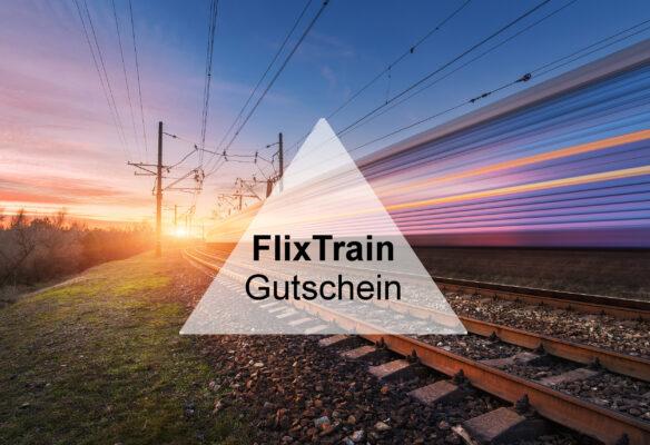 FlixTrain Gutschein