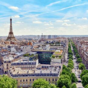 Kurztrip nach Paris: 3 Tage im 4* Hotel inkl. Frühstück für 89€