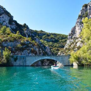Sommer-Wochenende in Frankreich: 3 Tage nahe der Verdonschlucht mit Apartment nur 30€