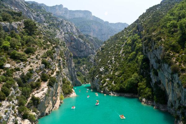 Frankreich Provence Verdon Canyon