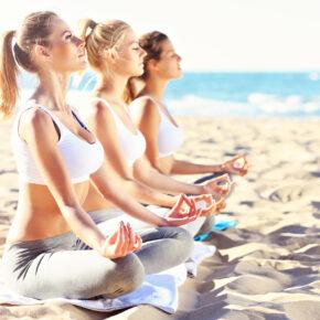Yoga Reisen: Die besten Reiseländer für Yoga-Kurse