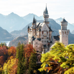 Schloss Neuschwanstein: 3 Tage im 4* Hotel mit Frühstück & Dinner ab 209€