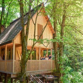 Glamping-Kurztrip: 2 Tage Slowenien im TOP Baumhaus mit Frühstück nur 72€