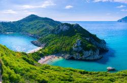 (Ausgebucht) Griechenland: 7 Tage Korfu im 3* Hotel mit All Inclusive, Flug, Transfer & Zug zum Flug...