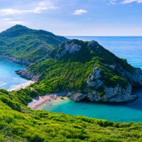 Griechenland: 8 Tage auf Korfu mit Apartment in Strandnähe & Flug nur 131€
