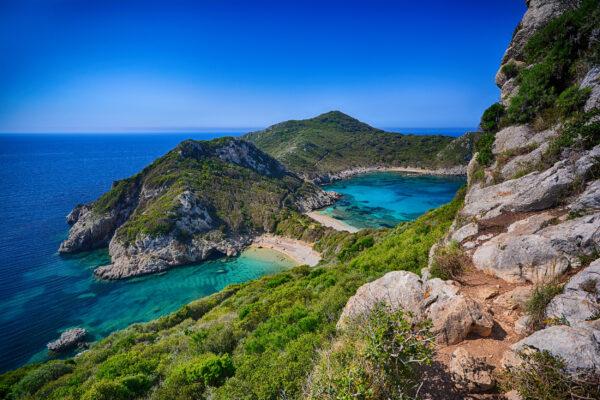 Griechenland Korfu Porto Timoni