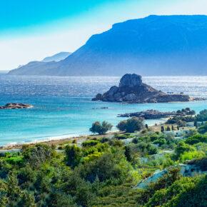 Griechenland: 7 Tage Kos mit gutem 4* Hotel in Strandnähe, All Inclusive, Flug, Transfer & Zug nur 415€
