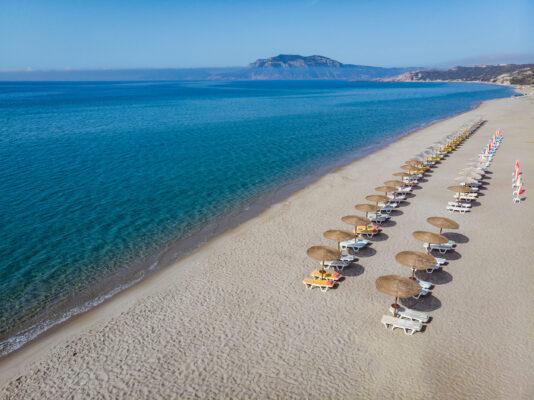 Griechenland Kos Markos Strand