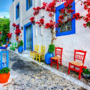 Griechenland Lastminute: 8 Tage Kos im Apartment inkl. Flug nur 150€