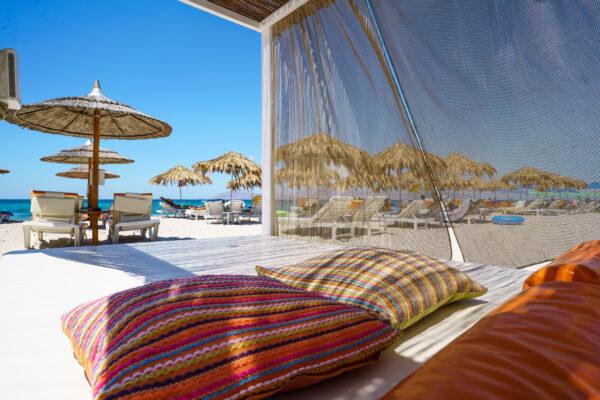 Griechenland Kos Sandbett
