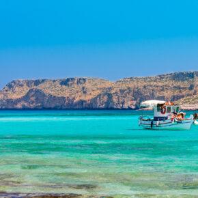Kreta im Sommer: 8 Tage Inselurlaub inkl. Apartment & Flug für 157€